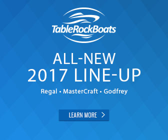 Table Rock Boats