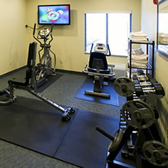 Fitness Center at Port Of Kimberling