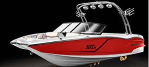 22′ MasterCraft NXT22 Boat