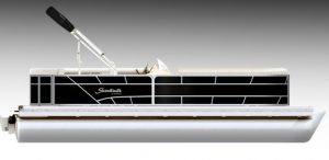 24′ Sweetwater Pontoon Boat