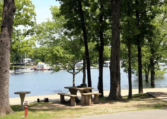 Campground At Table Rock Lake Port of Kimberling