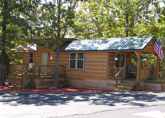 Cabins for Rent on Table Rock Lake