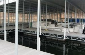 Wet Slips Lease on Table Rock Lake