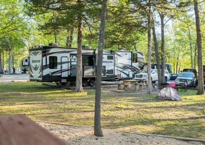 port of kimberling campground rv park